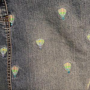 Lilly Pulitzer Skirts - Lilly Pulitzer Hot Air Balloon Skirt